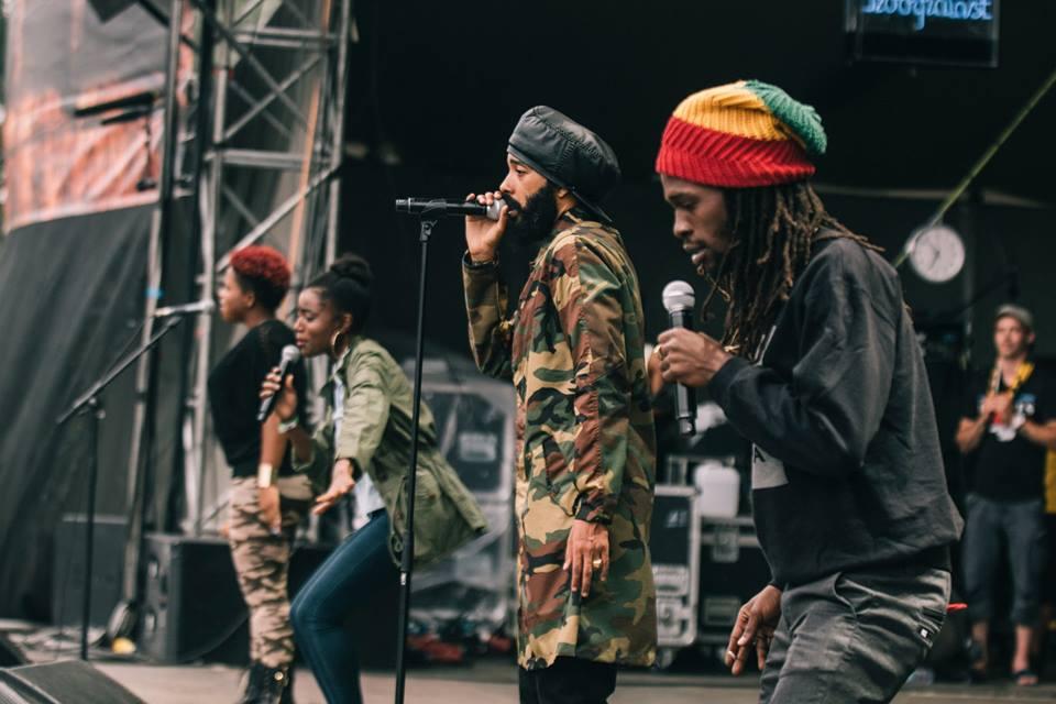 Protoje, l'expérience reggae