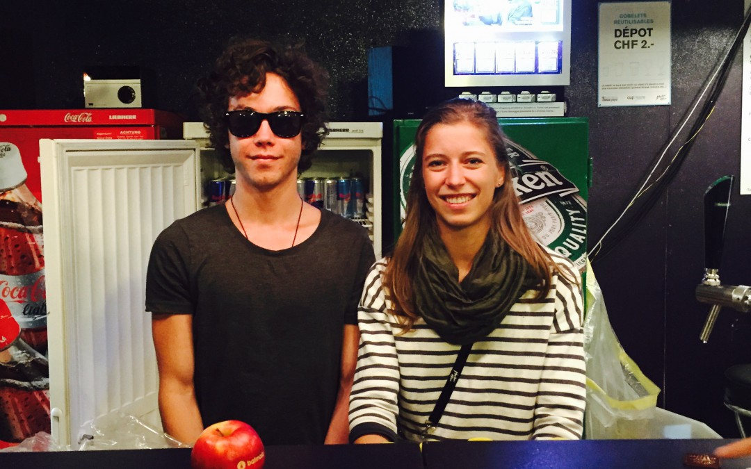 Robin & Amandine