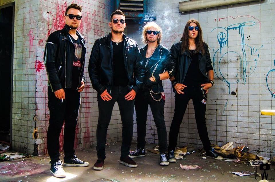 Hard Rock new age avec Rebel Duck